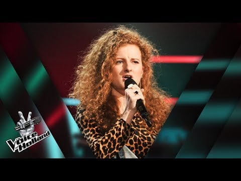 Renée Rijpstra - Run | The voice of Holland | The Blind Auditions | Seizoen 8
