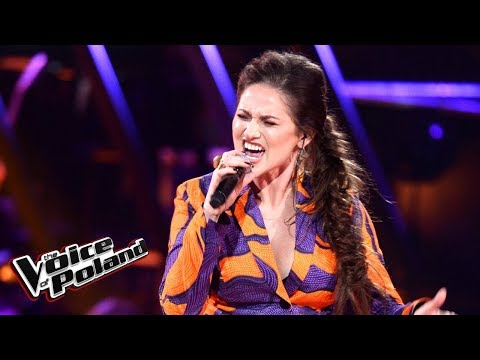 "Gosia Pauka - ""Son of a Preacher Man"" - Live 1 - The Voice of Poland 9"