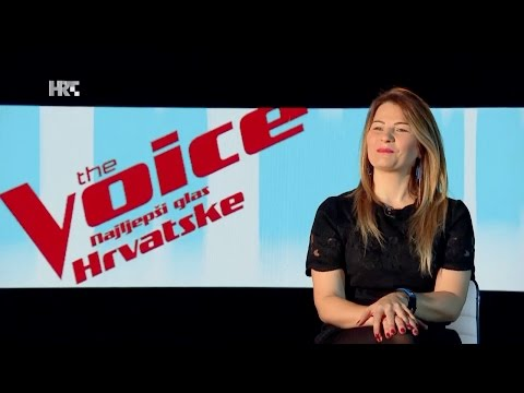 Upoznajte Branku - The Voice of Croatia - Season2 - Blind Auditions5