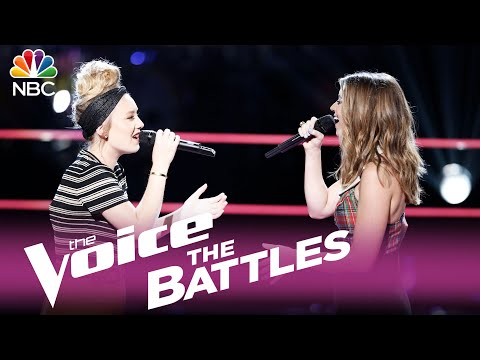 "The Voice 2017 Battle - Addison Agen vs. Karli Webster: ""Girls Just Want to Have Fun"""