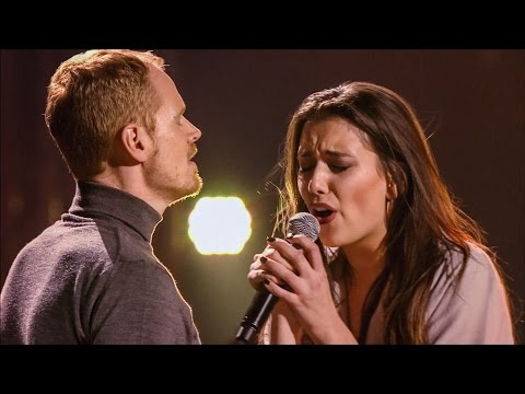 Janna vs Jurgen - 'Don't Give Up' | The Battles | The Voice van Vlaanderen | VTM
