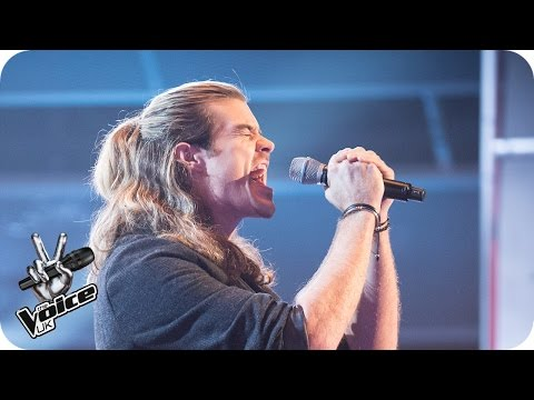 Rick Snowdon performs 'Watch Over You' : Knockout Performance - The Voice UK 2016