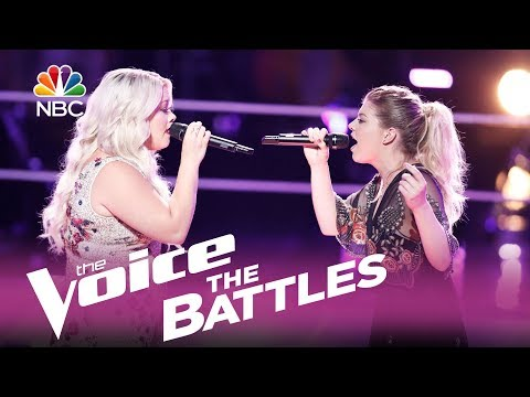 "The Voice 2017 Battle - Ashland Craft vs. Megan Rose: ""Good Hearted Woman"""