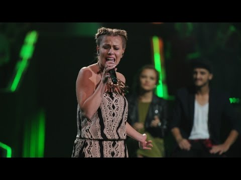 "The Voice of Poland VI - Sabina Nycek -  ""Roar"""