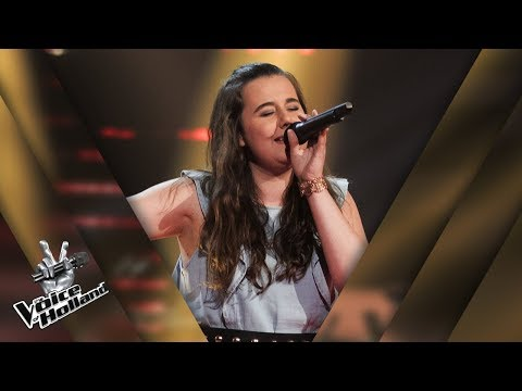 Kira Dekker – Family Portrait | The voice of Holland | The Blind Auditions | Seizoen 8