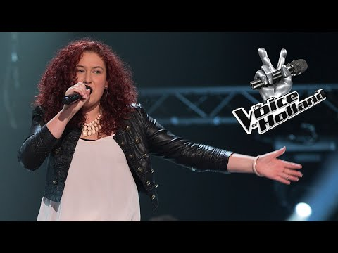Maylissa Row – Bang Bang (The Blind Auditions | The voice of Holland 2015)