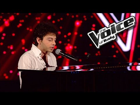Fabio De Vincente - Say Something - The Voice of Italy 2016: Blind Audition