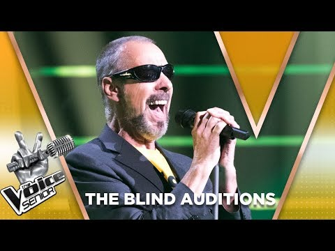 Bruno Lord – I Put A Spell On You | The Voice Senior 2019 | The Blind Auditions