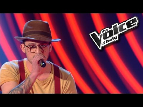 Giuseppe Citarelli - Sugar Man | The Voice of Italy 2016: Blind