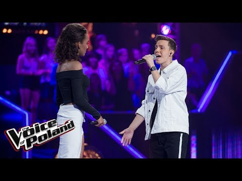 "Capelik-Muianga i Stefanowski - ""I Know What You Did Last Summer""  - The Voice of Poland 9"
