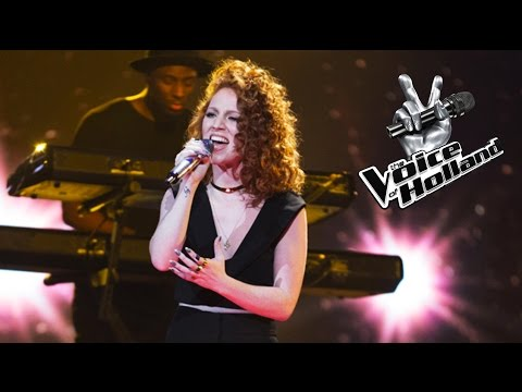 Jess Glynne – Take Me Home (The voice of Holland 2015 | Liveshow 1)