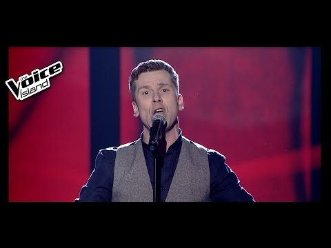 Ellert - Bed of Roses | The Voice Iceland 2015 | Final