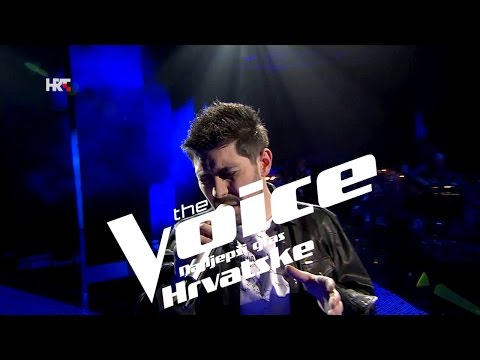 "Vedran Ljubenko: ""Stairway To Heaven"" - The Voice of Croatia - Season2 - Live1"