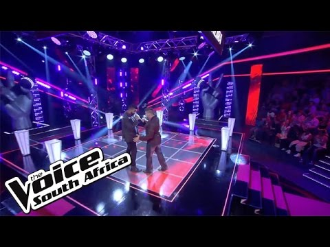 Meyrand Roux and Lendel Moonsamy sing 'Beautiful Day' | The Battles | The Voice SA 2016