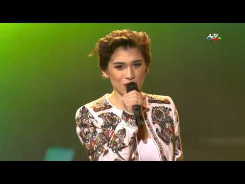 Leman Dadashova - Blue Suede Shoes | 1/4 final | The Voice of Azerbaijan 2015