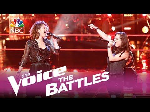 "The Voice 2017 Battle - Moriah Formica vs. Shilo Gold: ""American Woman"""