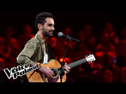 "Dave Adamashvili - ""Wish You Were Here""  - The Voice of Poland 8"