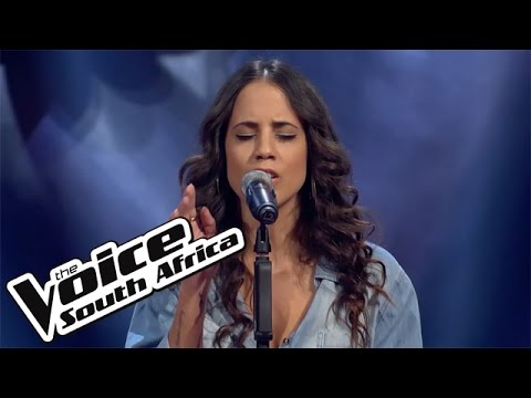 "Nadine Sisam sings ""Stay"" 