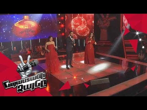 Hayk Petrosyan ft. Mahsa Mnjoyan ft. Sona Rubenyan -  Gala Concert – The Voice of Armenia – Season 4
