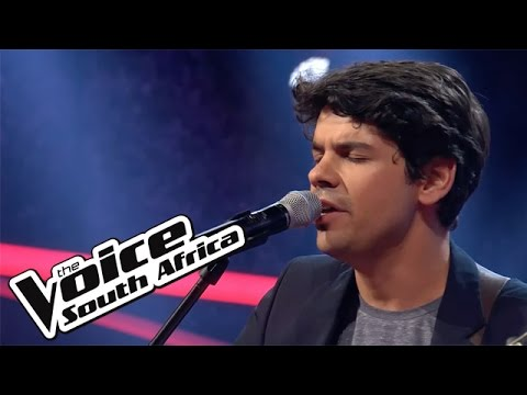 "William Wolf sings ""Lighthouse"" 