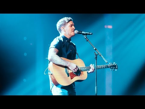 Stevie McCrorie perform 'My Heart Never Lies': The Live Quarter Finals - The Voice UK 2016