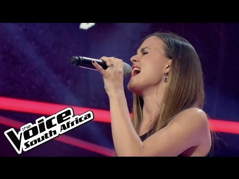 Nolene Olivier sings Riana Nel's 'Dans'  | The Blind Auditions | The Voice South Africa 2016