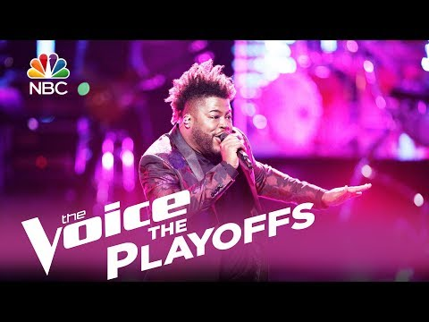 "The Voice 2017 Chris Weaver - The Playoffs: ""California Soul"""