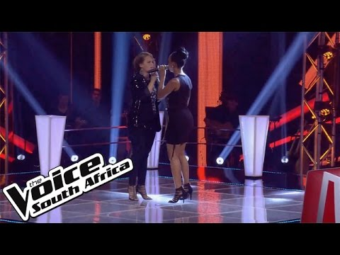 Nontu X and Zaretha Duvenage sing 'Don't Let Me Go' | The Battles | The Voice SA 2016