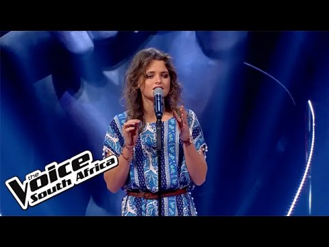 Jessica Martins sings 'Pompeii' | The Blind Auditions | The Voice South Africa 2016