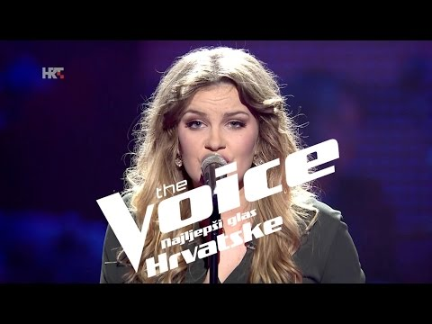 "Rea Matić: ""Skyfall"" - The Voice of Croatia - Season2 - Knockout 2"