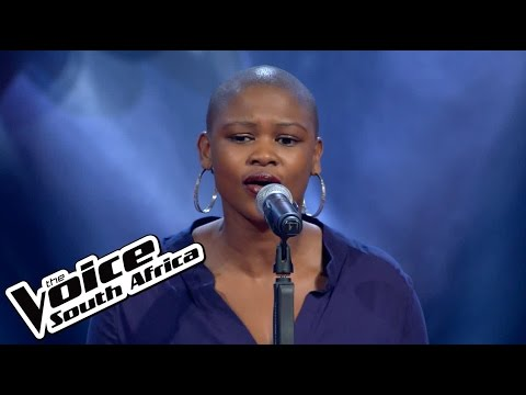 "Sibulele Miti sings ""Knockin on Heaven's Door"" 
