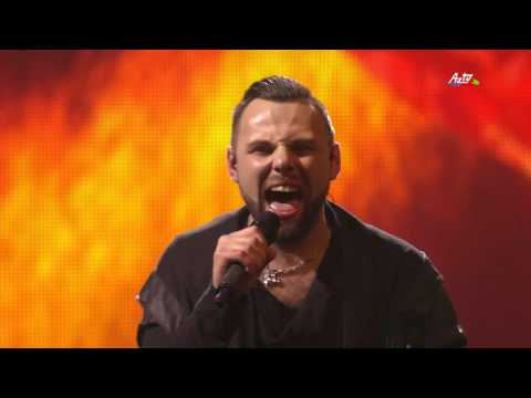 Huseyn Abdullayev - Love me Again | Live Final | The Voice of Azerbaijan 2015