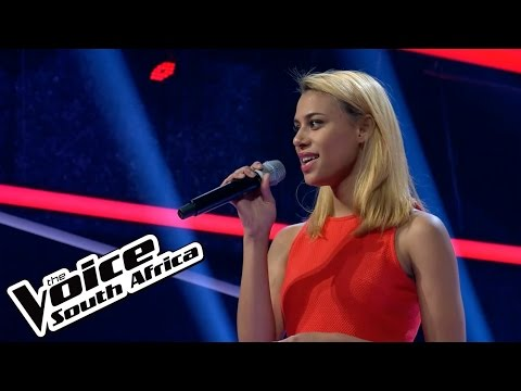 "Kimberleigh van der Ventel sings ""Faith"" 