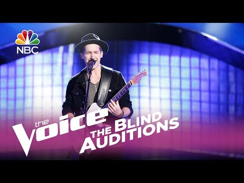 "The Voice 2017 Blind Audition - Michael Kight: ""Sugar"""
