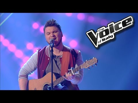 Samuel Pietrasanta - Firestone - The Voice of Italy 2016: Blind Audition