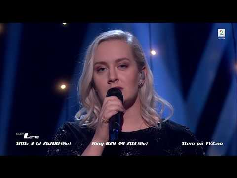 Agnes Stock - Home for Christmas (The Voice Norge 2017)