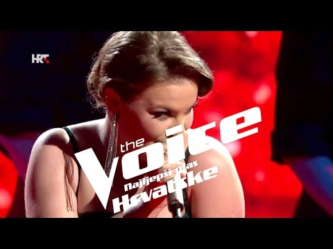 "Rea Matić: ""Fever"" - The Voice of Croatia - Season2 - Live1"