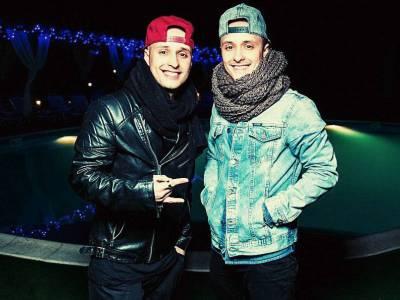 Денис и Максим Захарченко