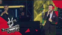Grigor Davtyan sings 'Maxinji var' - Knockout – The Voice of Armenia – Season 4