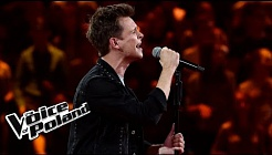 "Jacek Wolny - ""Creep""  - The Voice of Poland 8"