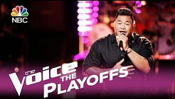 The Voice 2017 Esera Tuaolo - The Playoffs: