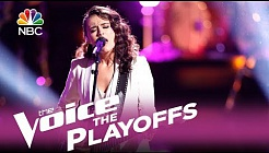 "The Voice 2017 Whitney Fenimore - The Playoffs: ""If It Makes You Happy"""