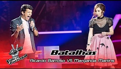 "Ricardo Barroso VS Margarida Martins – ""Dancing on my own"" 