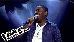 Clemour sings 'Let's Get it On'  | The Blind Auditions | The Voice South Africa 2016