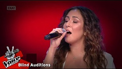 The Voice of Greece | Νάγια Αγοραστού | 3o Blind Audition