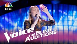 The Voice 2017 Blind Audition - Addison Agen: