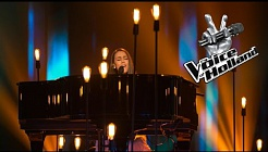 Neda – Beneath Your Beautiful (The voice of Holland 2015 | Liveshow 1)