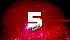 Top 5 trenutaka prve audicije - The Voice of Croatia - Season2 - Blind Auditions1