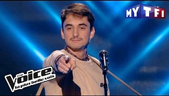 Jules Couturier - « Digital Love » (Daft Punk) | The Voice France 2017 | Blind Audition