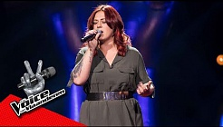 Kimberly zingt 'Remedy' | Blind Audition | The Voice van Vlaanderen | VTM